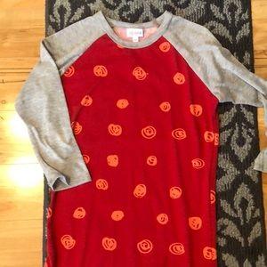 Lularoe Randy Shirt XXS